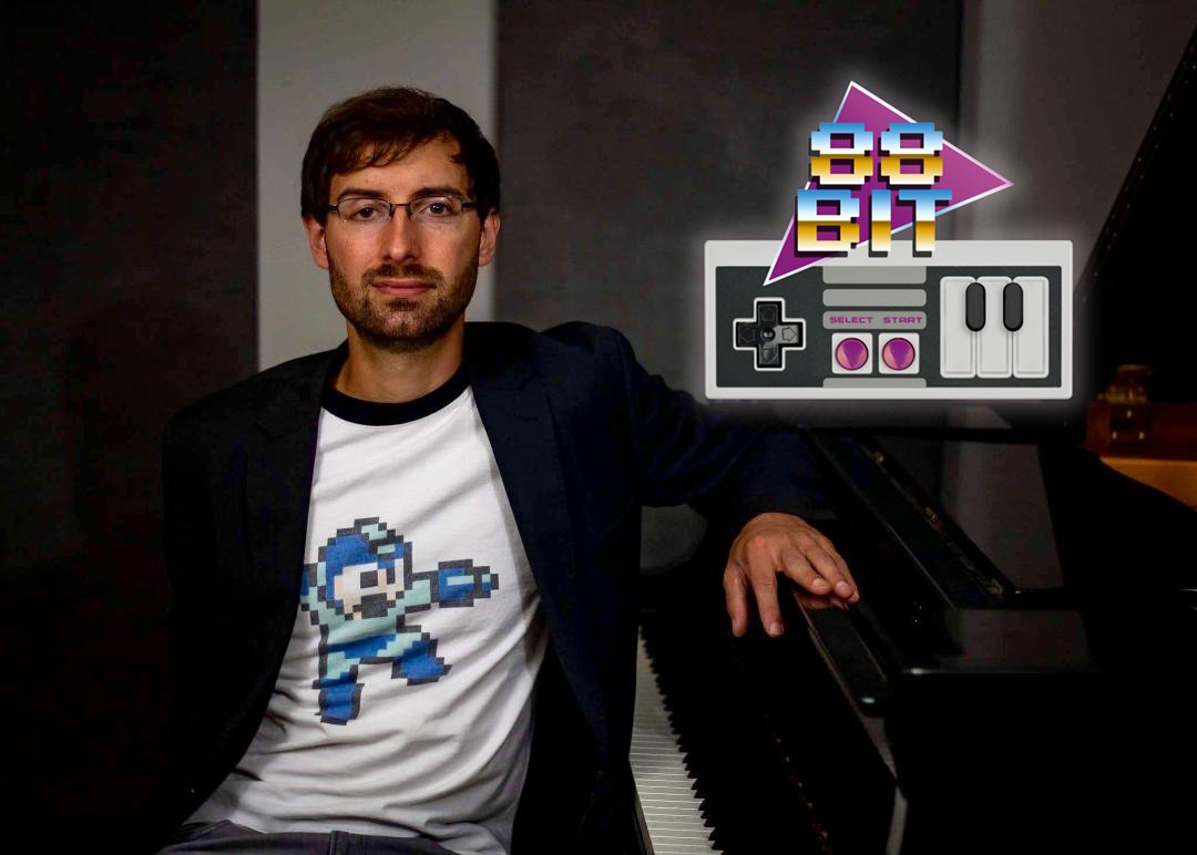 Join us on stream tomorrow at 7pm EST for some JAMMING and Q&A with @88bitmusic - Well be taking requests, all types of questions, and some cool surprises along the way! TOMORROW NIGHT ON twitch.tv/magfest 🎹