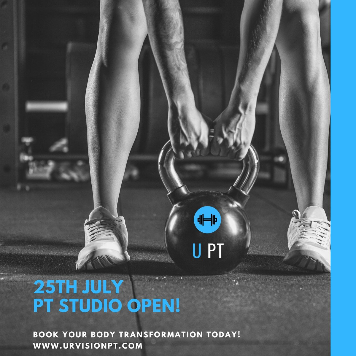 The news we have all been waiting for, 25th July the Personal Training Studio will be back open!! #pt #gym #fitness #studio #gym #kettlebell #results #bodytransformationspecialists #blackrodpt #boltonpt #letsgo #functionalfitness #instafit #instagram #photooftheday #gymopenpic.twitter.com/l97Y5LUc7O