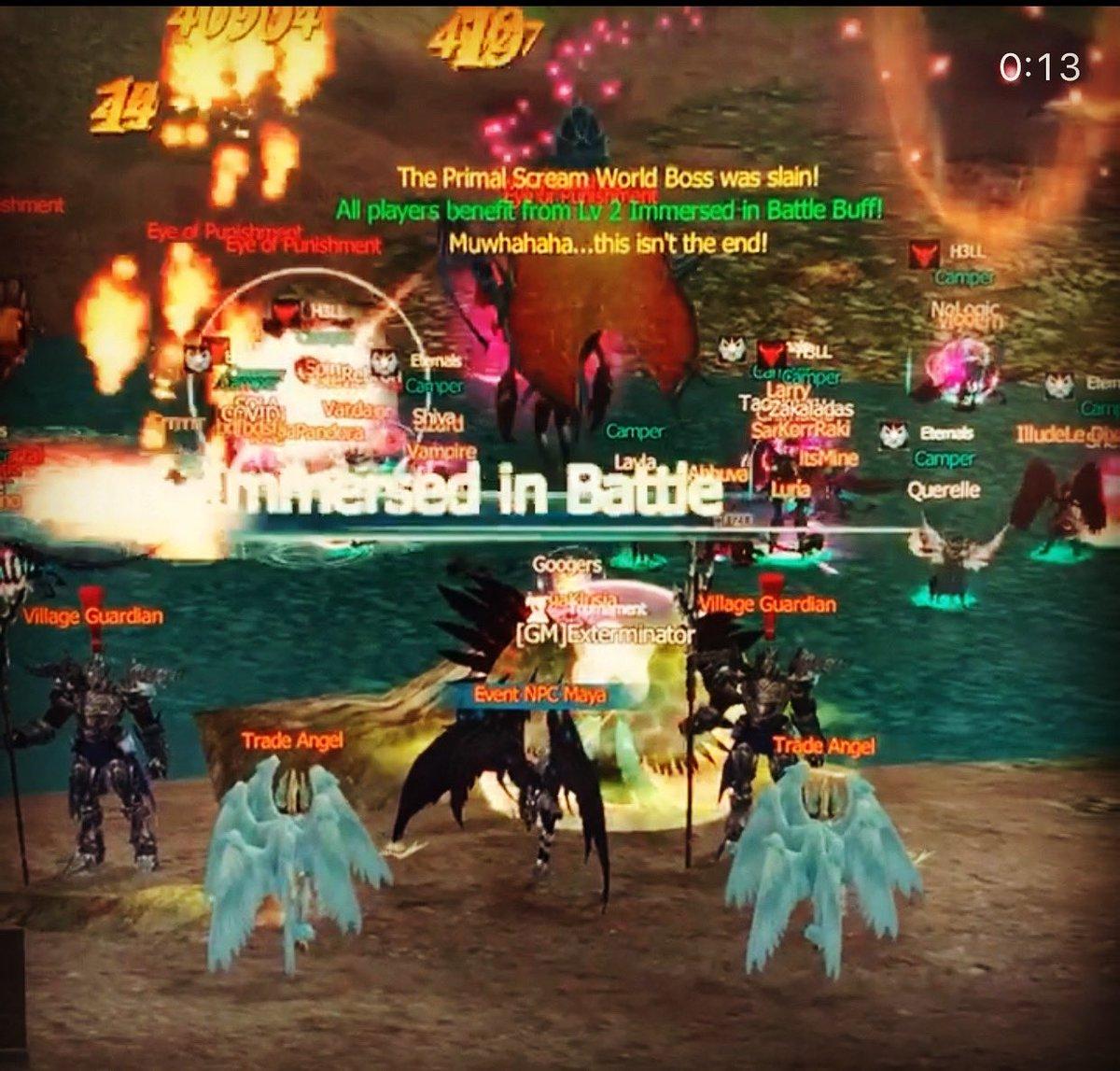 Boss Spawn Event in 15 min! Location: horizon lake near pvp field   8k+ 𝚁𝚎𝚐𝚒𝚜𝚝𝚛𝚊𝚝𝚒𝚘𝚗𝚜↴ http://www.RappelzTournament.com   #videogames #game #gamergirl #gamerguy #onlinegaming #gamers #online  #mmo #mmorpg #pcgaming #pc #gaming #gamer #rappelz #games #rappelztournamentpic.twitter.com/jm9e2fxHqe