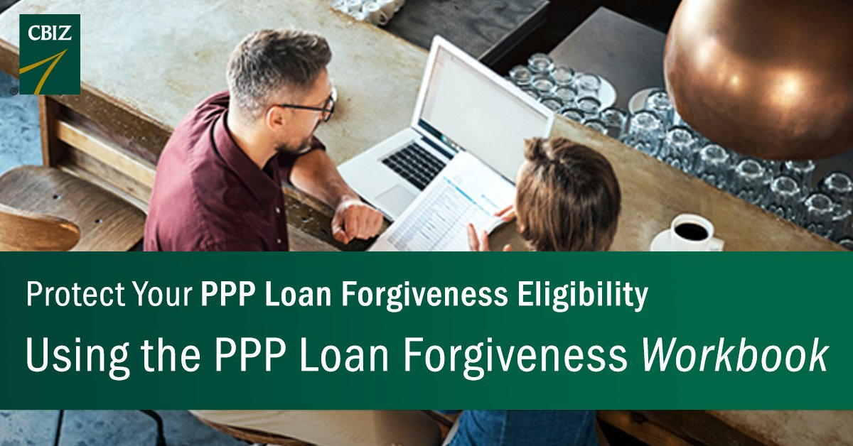 Calculate loan forgiveness weekly, quantify reductions to #loanforgiveness amounts, and more with our PPP Loan Forgiveness Workbook - Download now! https://t.co/zold6EAyCB https://t.co/JAUObQuOYl
