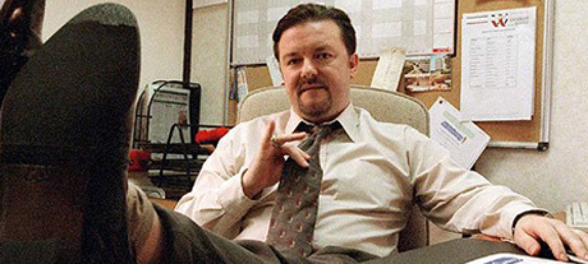 19 years today since David Brent hit our screens. So glad you remembered to thank him. And remember, Live Fast, Die Old.