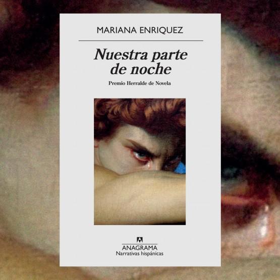 """También hablamos en @AtandoCabos con @DeniseMaerker de """"Nuestra parte de noche"""" de Mariana Enríquez @LaEnriquez1973 en @AnagramaEd_mx @AnagramaEditor https://t.co/m0ywYsXB7f"""