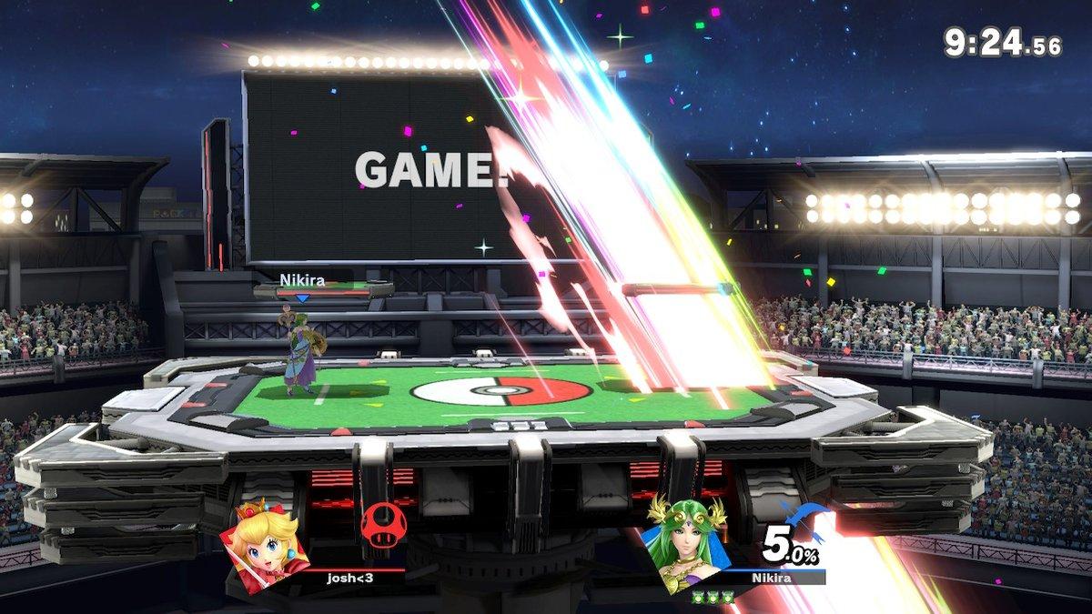 Damn. Looks like I'm not good enough for him #SmashBros #NintendoSwitchpic.twitter.com/5hlRH2HDyY