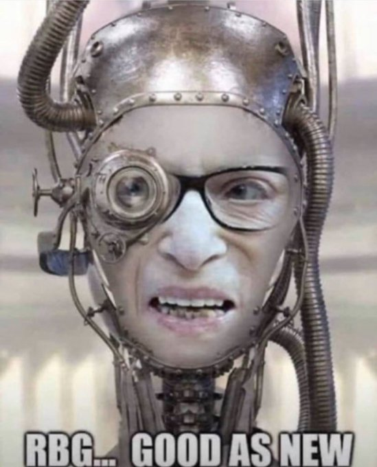 @ComfortablySmug Is it even legal for a cyborg to serve on the USSC?