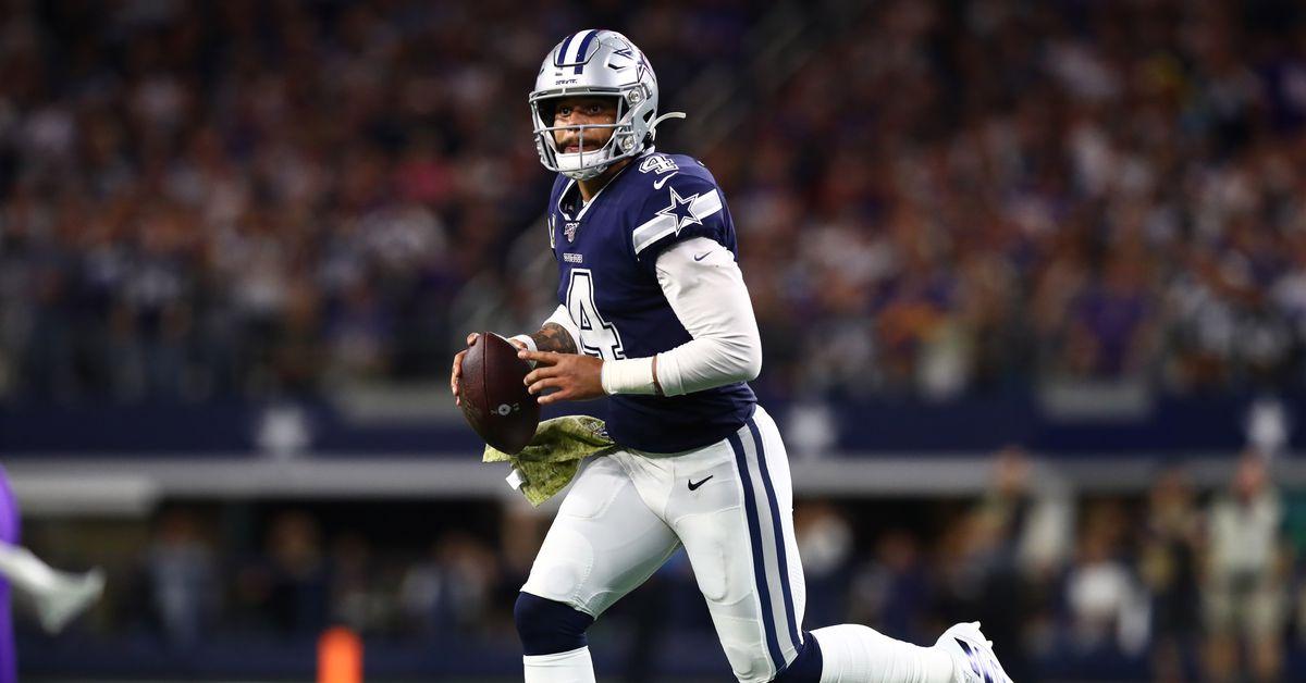 Cowboys news: How Patrick Mahomes' historic deal will impact the Dak Prescott negotiations https://t.co/lUqYhijmnq #DallasCowboys #CowboysNation https://t.co/Ndk8EftmeG