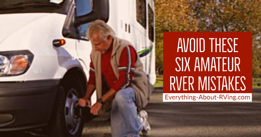 Avoid These Six Amateur RV Mistakes: Mistakes are bound to happen on your first RV vacation as a rookie... Read More: https://t.co/UgK8fw9IHW Happy RVing! #rving #rv #rver #camping #gorving #outdoors #leisure #camp #travel #rvingtips #rvhacks https://t.co/zjzYpZ3lj3