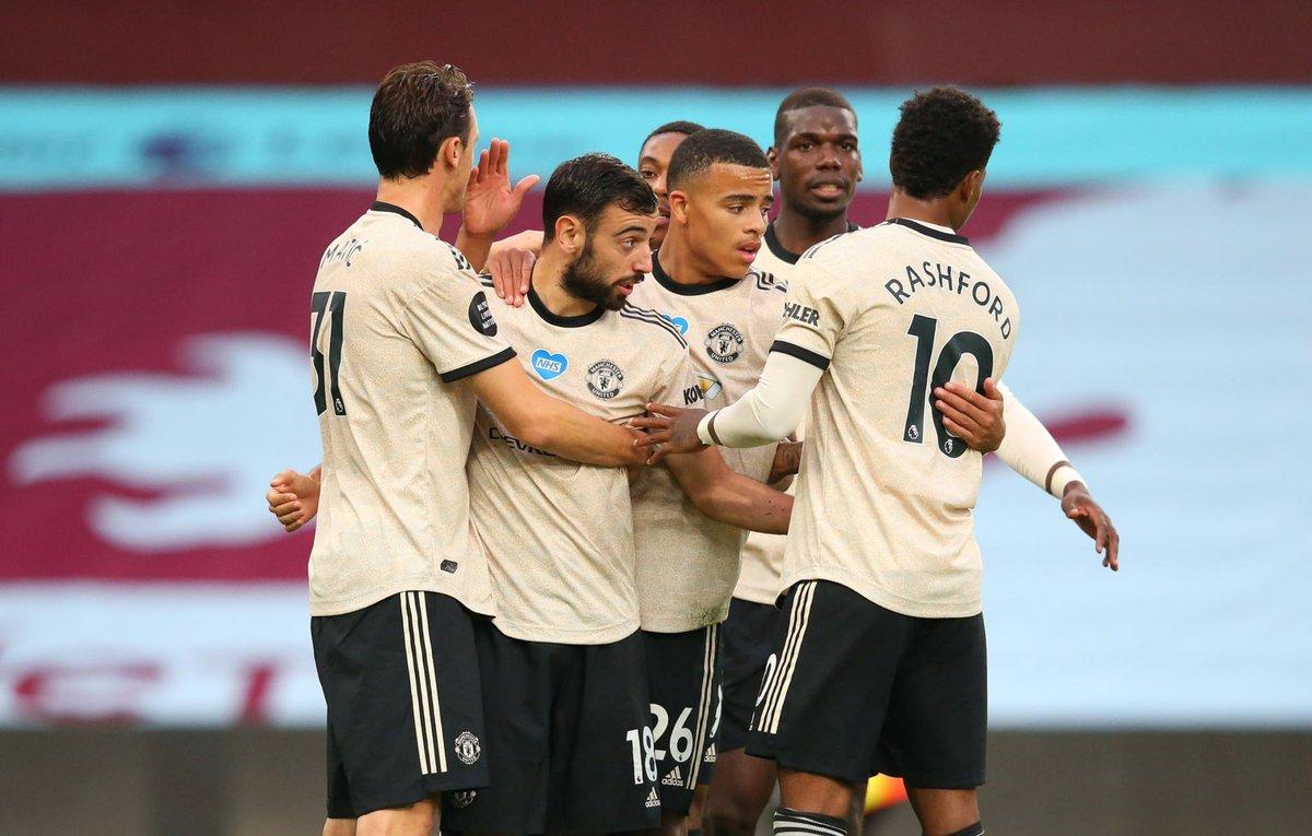 Xem lại bóng đá Aston Villa vs Man United, Ngoại hạng Anh – 10/07/2020