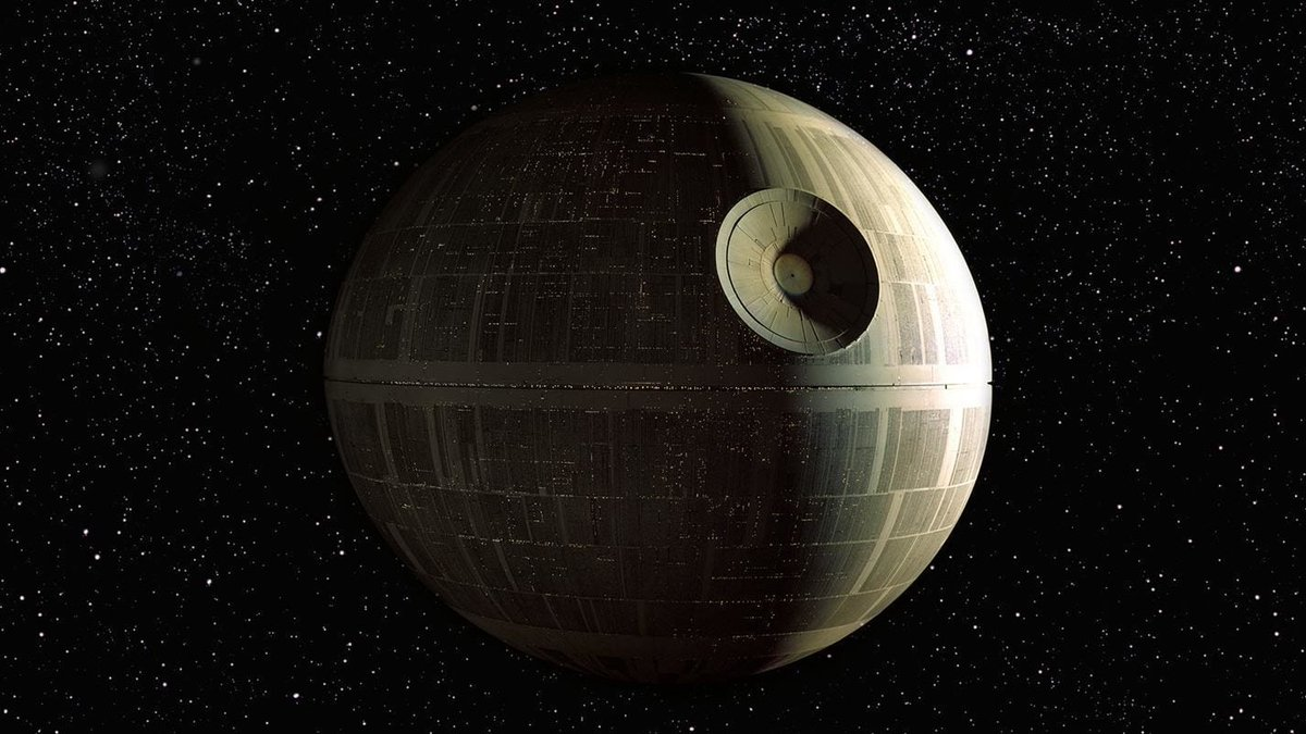 Youre hired by The Empire to give the Death Star a less intimidating name. Whats your pitch?