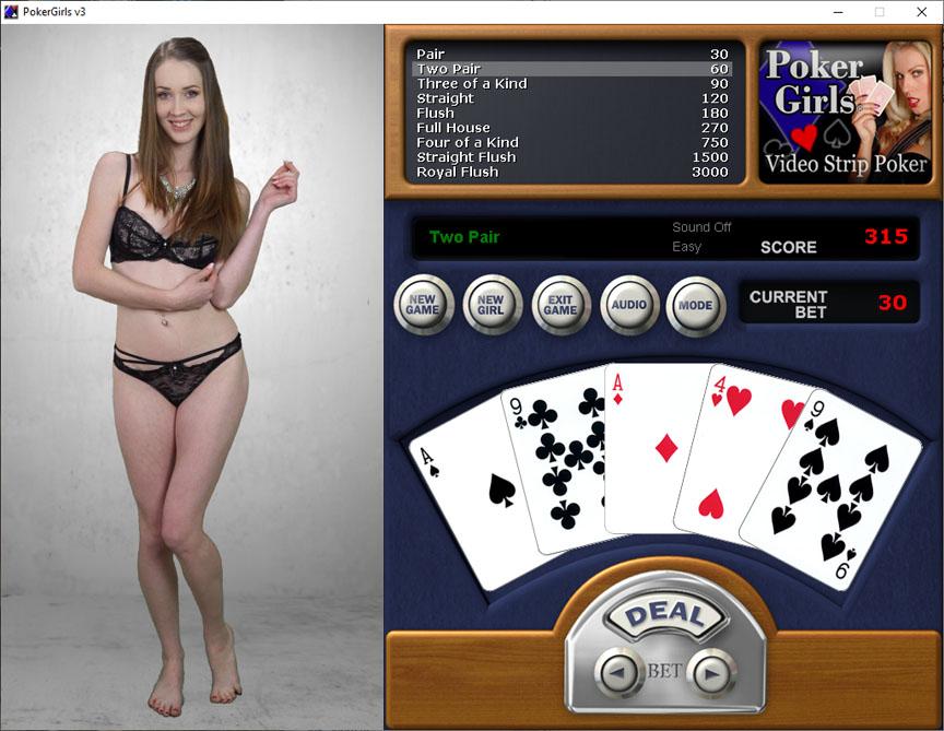 Strip poker michele newgrounds