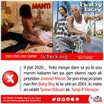 Image for the Tweet beginning: #Manti #MoveNouvel #VyeNouvel #Ayiti #Kowonaviris