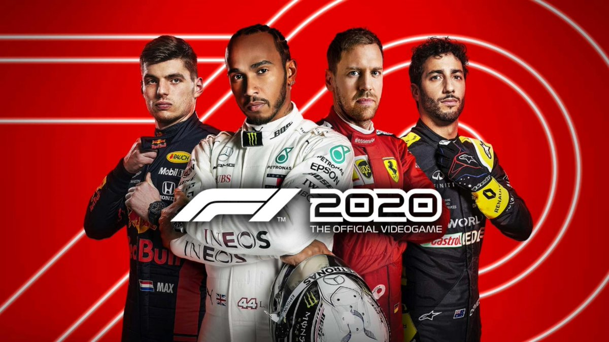 Gonna do a lil giveaway of F1 2020.  RT & Follow for a chance to win. Will announce winner on the weekend :) https://t.co/XTCfFJjQhi
