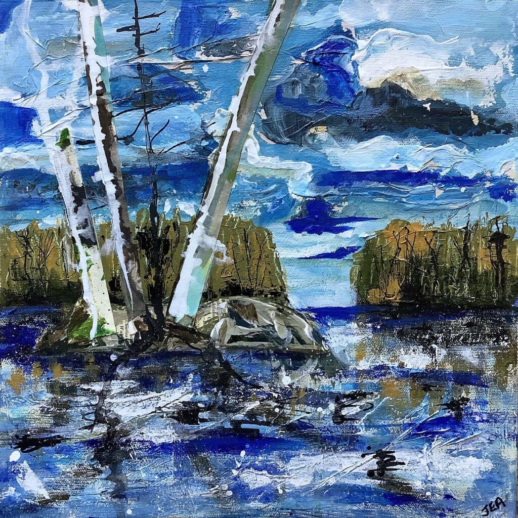 Congrats to the discerning buyer who just snapped up 'Channel' by JudyBlue Anderson on http://www.herringbone.ca!   #canadianart #canadianartist #canadianartgallery #artforsale #artcollector #artcollecting #decoratewithart #artfromcoasttocoast #herringbonegallerypic.twitter.com/VfQaUIEJ9y