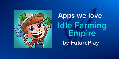 We're growing a profitable farming business with @idlefarmempire, by our friends at @futureplaygames! #PlayApartTogether here: https://t.co/3ParWEmIWm https://t.co/dfTe27Nvs5