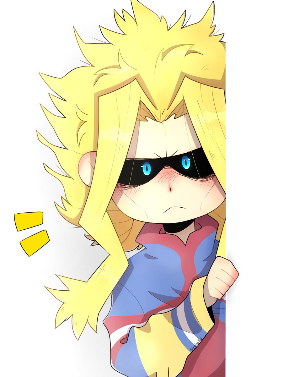 All Might chibi!! #AllMight #fanart #BokuNoHeroAcademia #Chibi https://t.co/K0TtT36y4g