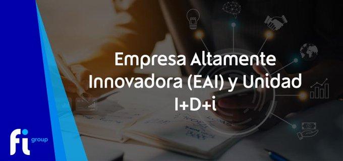 ❓Sabe cuáles son las diferencias entre Empresas Altamente Innovadoras (#EAI) y Unidades de I+....