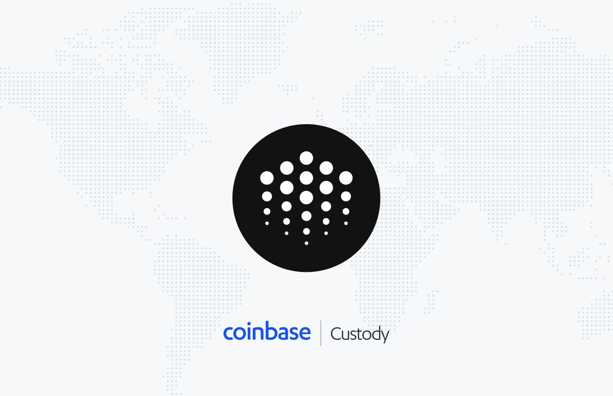 Coinbase Custody now supports deposits and withdrawals for Ocean Protocol ($OCEAN) custody.coinbase.com