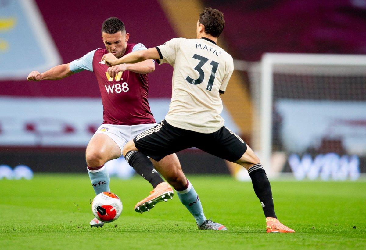 59' | Three changes for Villa: Nakamba, Hourihane and Davis replace McGinn, El Ghazi and Samatta.   [0-3] #AVLMUN #AVFC https://t.co/bjjLTGLK4c