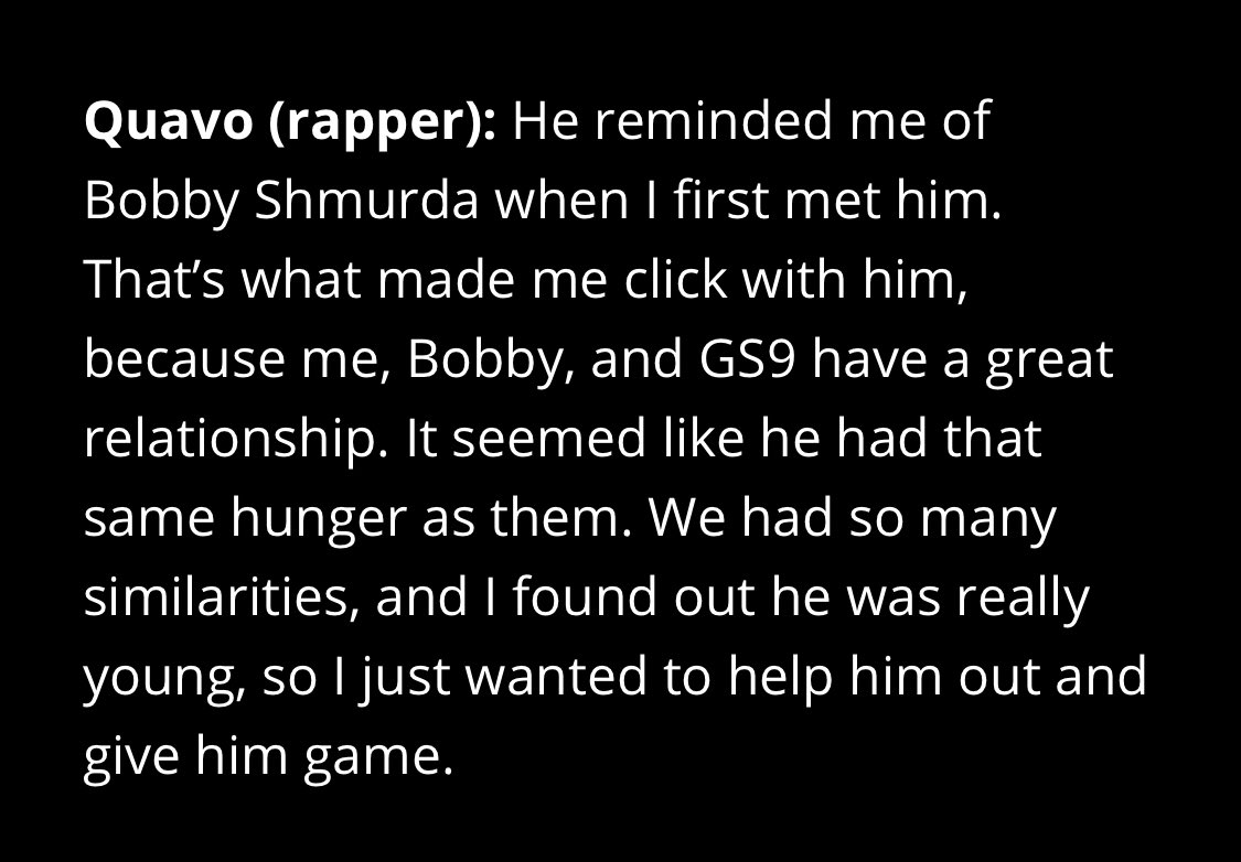 Quavo and Pop Smoke had such a special relationship  https://t.co/ng5rPIgmfT https://t.co/cPG1tl8yE0