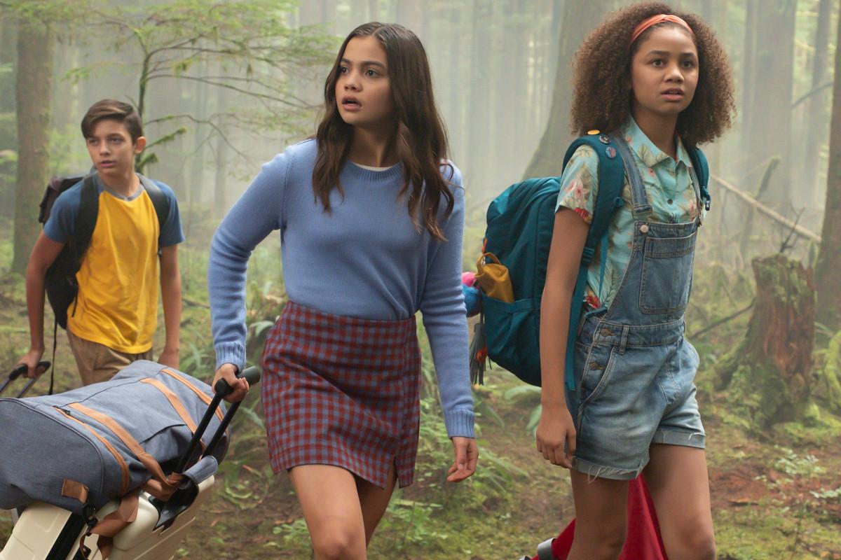 Meet the 15-year-old star of Disney Channel's 'Upside-Down Magic' trib.al/gLs5SH1