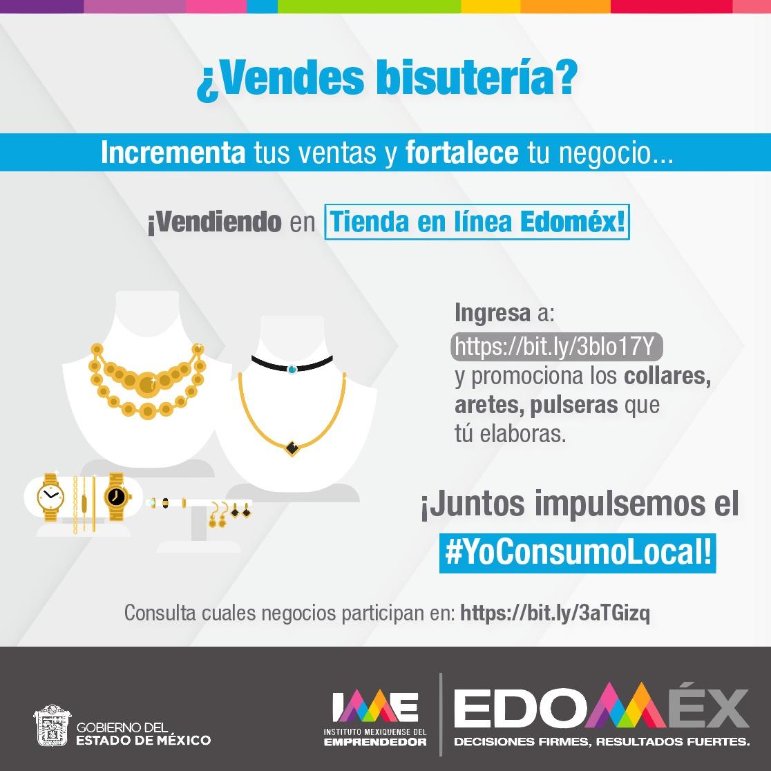 #Entérate | La @SedecoEdomex , a través del @IM_Emprendedor y de la Dirección General de Comercio presentaron la campaña #YoConsumoLocal a las autoridades de los 125 municipios mexiquenses, puedan promover sus productos y servicios. https://bit.ly/2W1LpInpic.twitter.com/WG9qO4ldr8