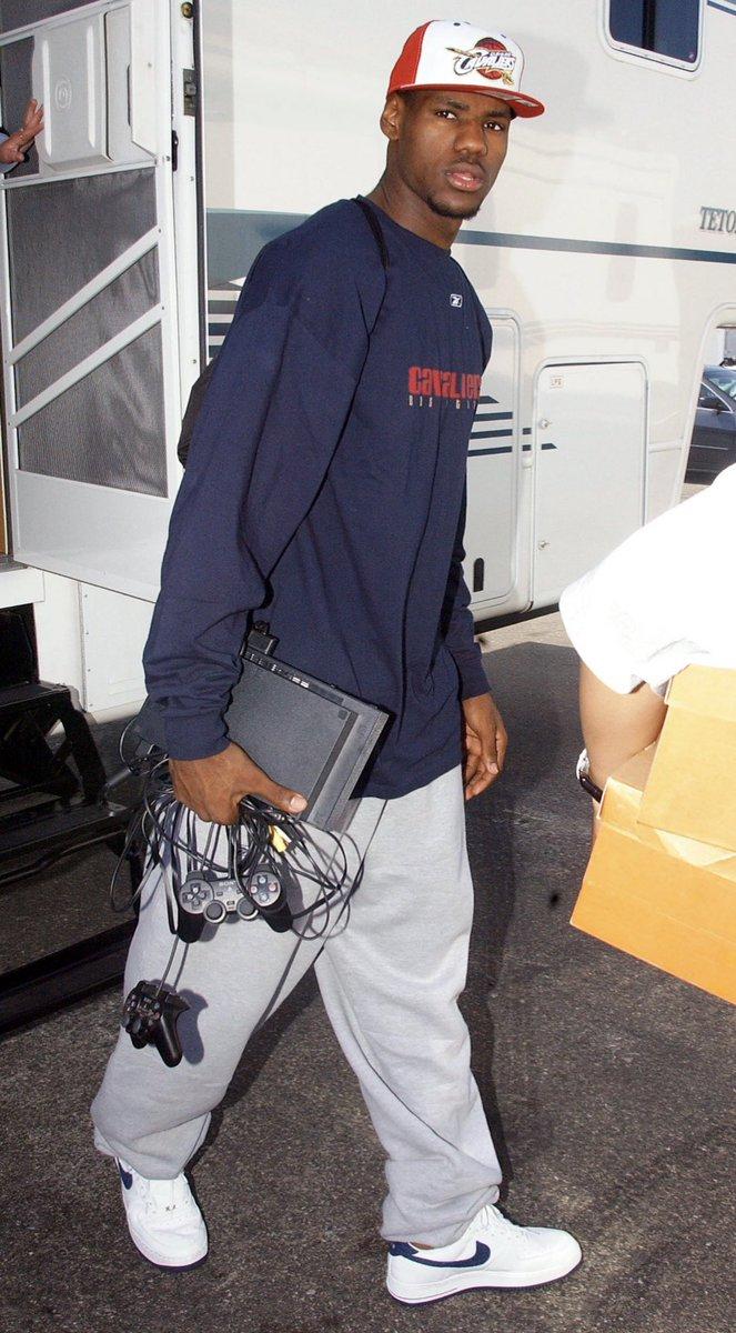 NBA Bubble Vibes. 🎮 (2003)