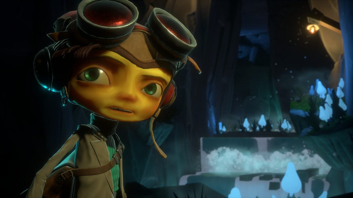 Psychonauts 2 Had Its Boss Fights Added Back In Thanks to Microsoft, Says Dev dlvr.it/RbJH1g