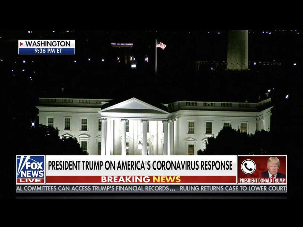"""Dr. Fauci, he's a nice man, but he's made a lot of mistakes,"" Trump says on Fox News. https://t.co/5MP6MhOr6l"