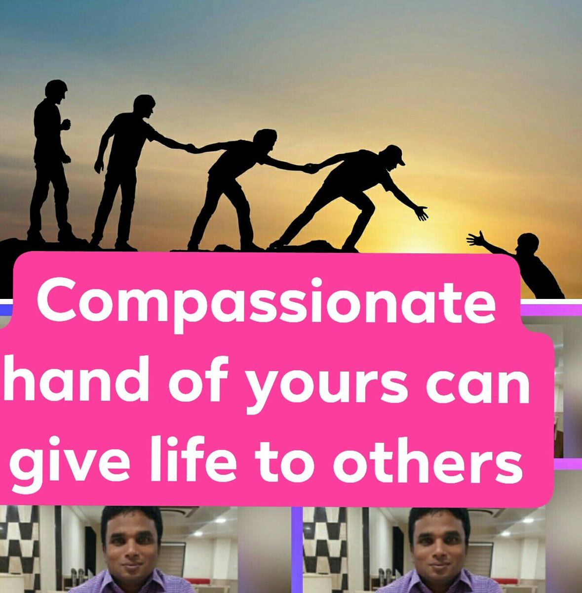 #compassion #hands #life #harmony #JaiHind https://t.co/Wj0g5JkxW6