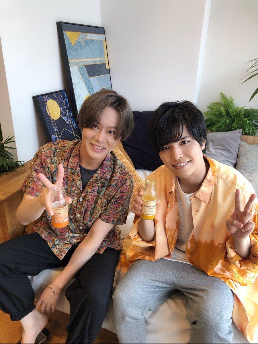 発売中の「TVガイドPERSON vol.95」での神尾さん(@s_kamio113)との記事を載せていただいております!「JAZZ-ON」(@jazzon_official)についてのインタビュー記事など盛り沢山ですよー!なかなか撮る機会もオフショットを!楽しかった!