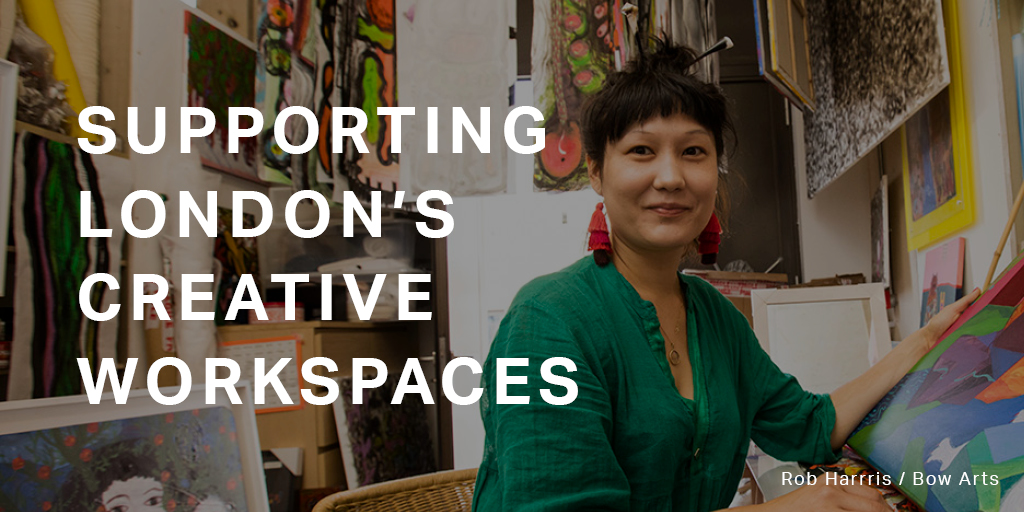 Since the launch of London's Culture At Risk Business Support Fund, 82 studios across the city, 80% of which are minority-owned, have received £1.6M. We look forward to continuing our work with @MayorOfLondon to ensure the survival of London's creatives. https://t.co/VcJ96Sb1F1 https://t.co/XxlaeW61MI