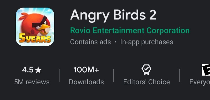 The 5 Year anniversary people aren't talking about. #DokkanBattle #Dokkan5thAnniv #Dokkan #AngryBirds2 #AngryBirds5thAnniv #AngryBirds #BandaiNamco #Rovio #Gaming #5thAnniversarypic.twitter.com/k3164Pepgk