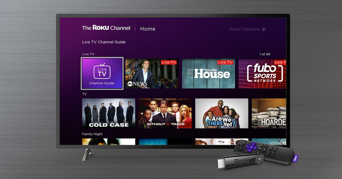 test Twitter Media - Roku Removes OTT Channels from its Grid Guide, Rolling Back This Week's Update | Cord Cutters News https://t.co/jz5FxQDsCW https://t.co/0nQh3ue5Qp