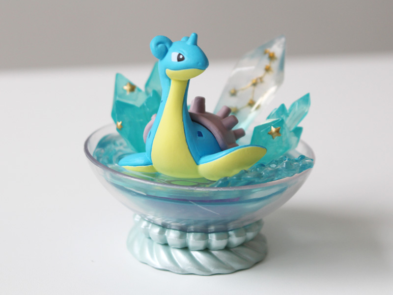 Heres a closer look at Re-Ments Pokémon Starrium set coming to Japan next month! Make sure to check out Umbreon and Espeon further down in the thread, but lets start with the lovely Lapras and star-bound Jirachi💫