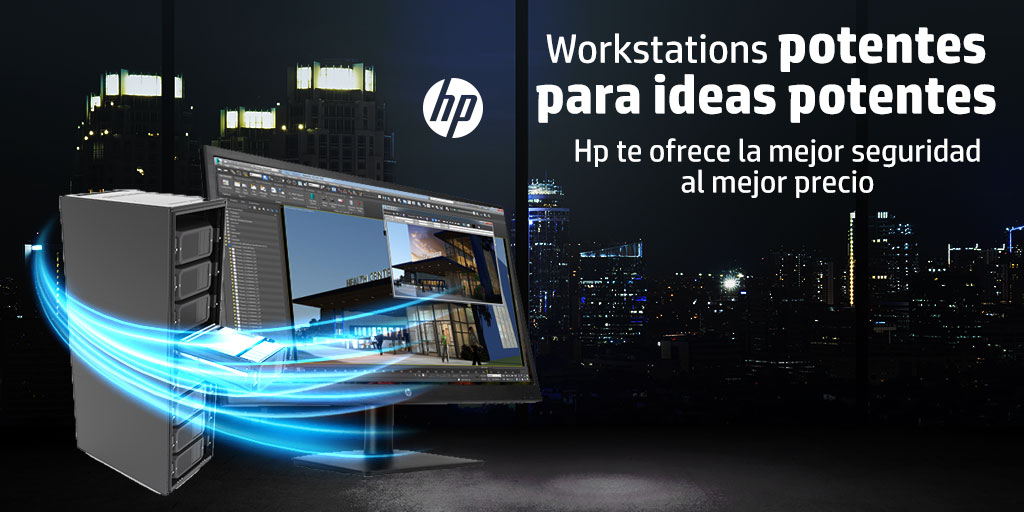 ¡Las grandes ideas, requieren grandes herramientas! #HP te ofrece las Workstations más potentes del mercado http://bit.ly/2SjCqAlpic.twitter.com/xP5UrkElk0