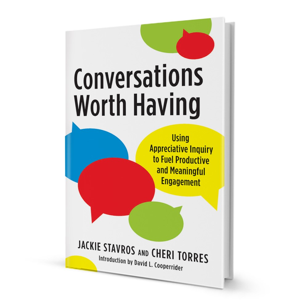 I'm so excited to support authors @cheri_torres and @jackiestavros on the release of their book, Conversations Worth Having, which introduces approaches for fostering #positivechange through conversation.   Grab your copy here.   https:// ConversationsWorthHaving.today    <br>http://pic.twitter.com/NLqTj94iUz