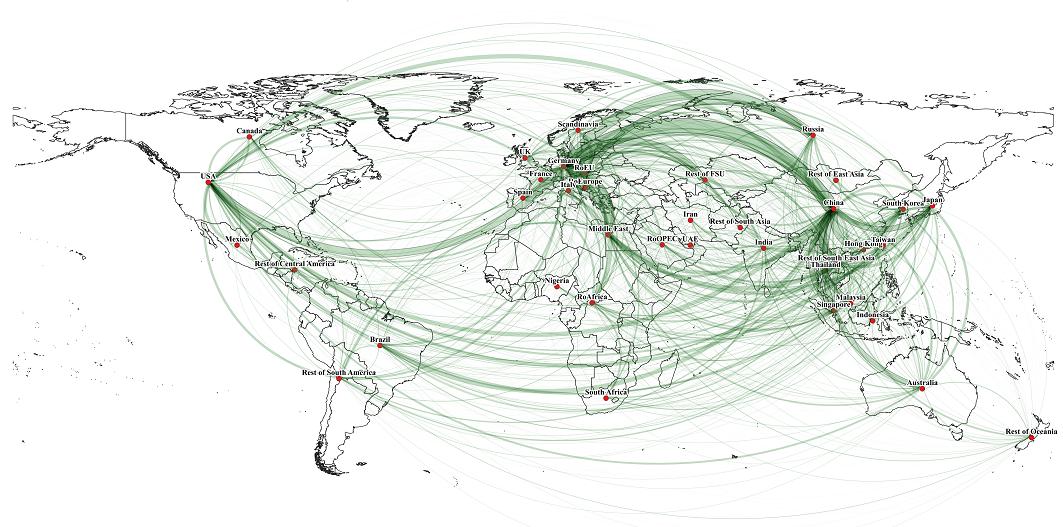 Socio-economic & environmental impacts of the #CoronavirusOutbreak quantified in comprehensive international #research of the #COVID__19 pandemic in @PLOSONE led by @Sydney_Uni https://bit.ly/3iQ5DOPpic.twitter.com/eRtOVgsvAZ