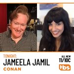 Image for the Tweet beginning: Don't miss @jameelajamil on tonight's