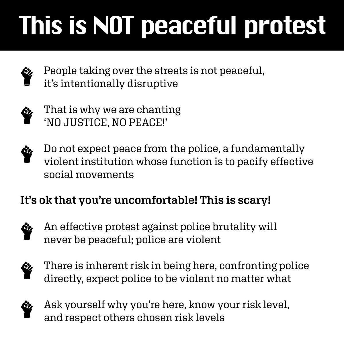 IMPORTANT 2.0 #portlandprotest #defendpdx #acab #NoJusticeNoPeace https://t.co/L1mBmf05D3