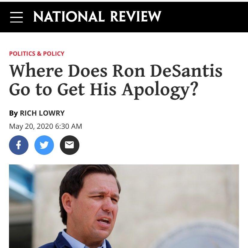 Where do Floridians go to get their apology from @GovRonDeSantis? https://t.co/O0caEjgCYD