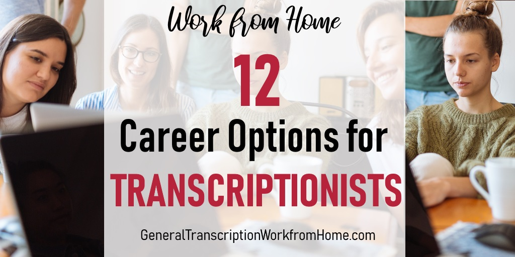 12 Career Options for Transcriptionists https://t.co/leL33xIJn3 #transcription #GeneralTranscription #medicaltranscription #MT #WAHM https://t.co/lrWQe9IbWk
