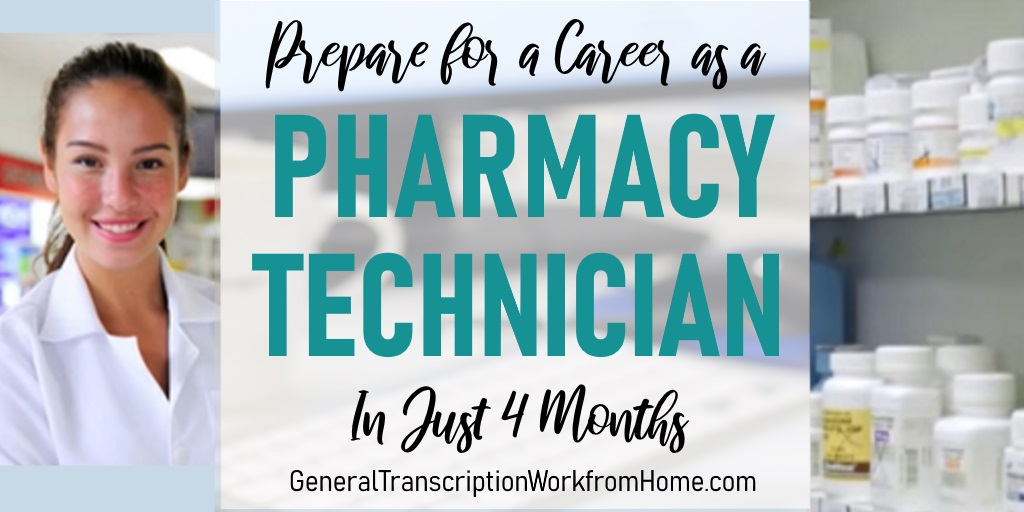 Prepare for a Career as a Pharmacy Technician in Just 4 Months  #pharmacy #technician #training #medical #careers #affiliate  https://t.co/3DJgUm5YH4 https://t.co/02vKSJpG4u