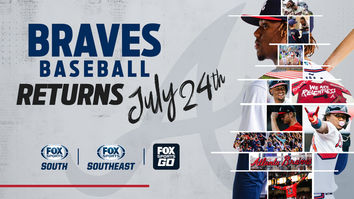 ‼️ ‼️ ‼️ Join @Braves manager Brian Snitker, @JeffFrancoeur, @PeterMoylan, @IngramRadio, @Jim_Powell and Joe Simpson for an in-depth discussion on the 2020 MLB season. Show starts at 9PM. Facebook: facebook.com/FOXSportsSouth YouTube: youtube.com/watch?v=XYSlZY…