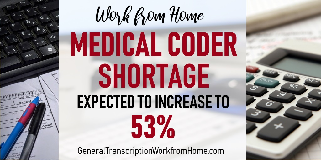 Medical Coder Shortage Expected to Increase to 53% #medicalcoding #medicalbilling #WAHM #Moms https://t.co/3wi3oTA4M0 https://t.co/qIO1F523iP