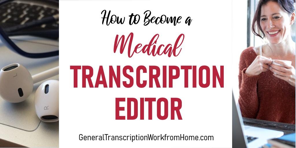 How to Become a Medical Transcription Editor  #MT #medicaltranscription #editor #WAHM #Moms  https://t.co/IZrEpVaQQ2 https://t.co/DU0gTTO1T0