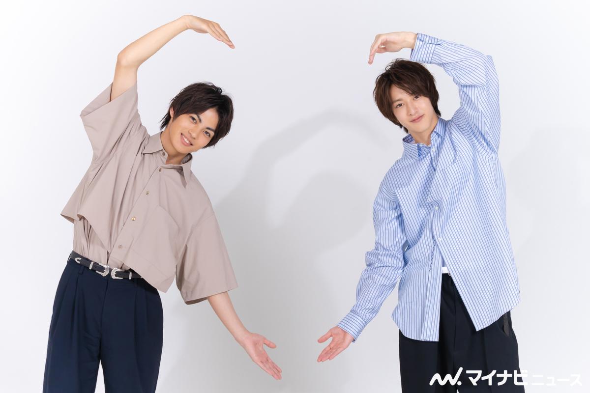 【インタビュー】神尾楓珠&伊藤あさひ、仲良くなれたのは「直感!」2人の