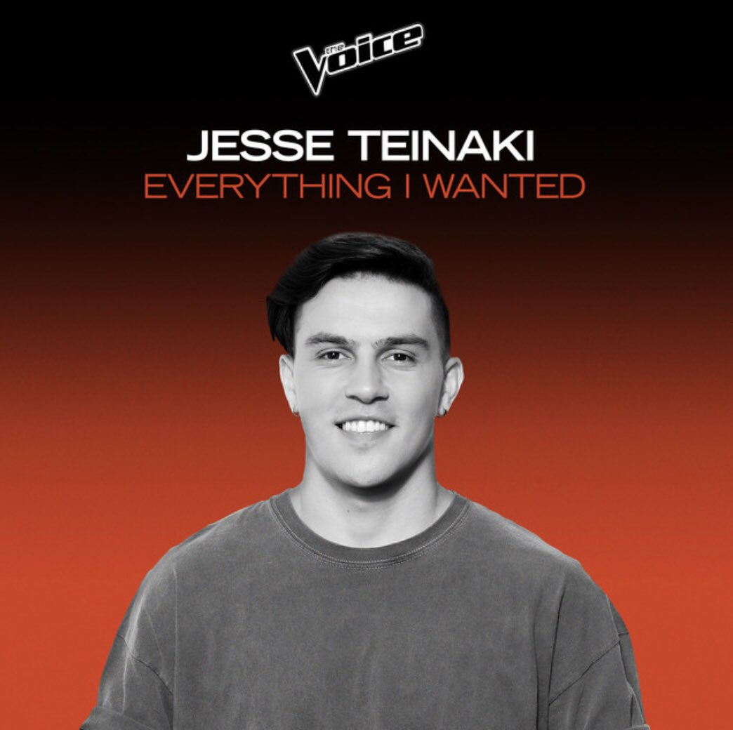 Our song of the day is #EverythingIWanted from @JesseTeinaki