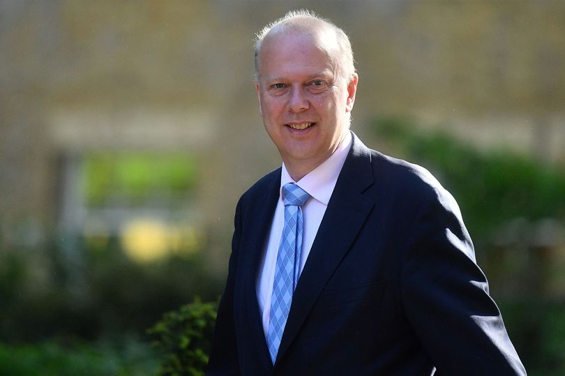 Boris Johnson accused of parachuting failing Grayling in to chair Russia report committee mirror.co.uk/news/politics/…