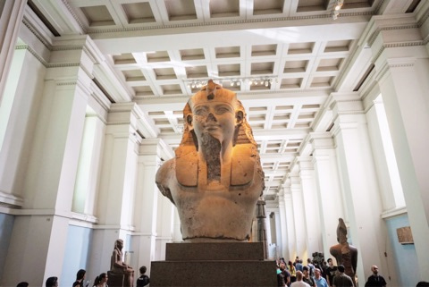 大英博物館「奪ってきたアート展」