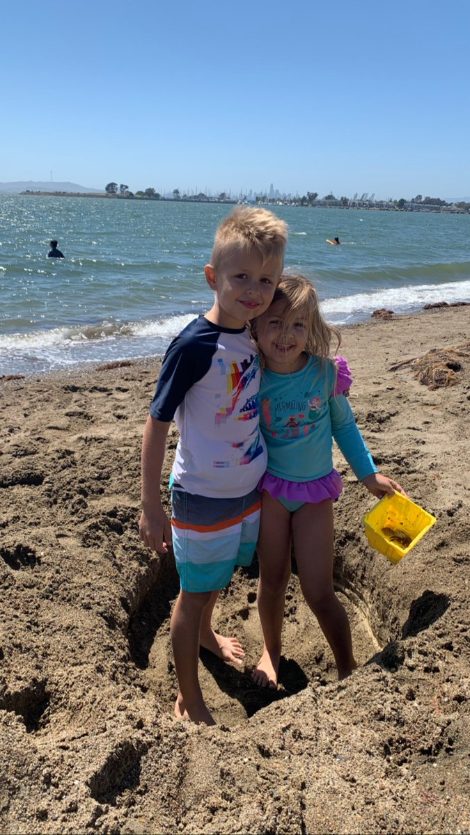 Great day at Crown Beach #optoutside pic.twitter.com/7VdHlHexXe
