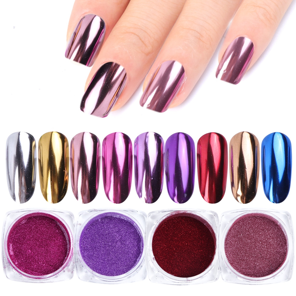 0.5g Nail Mirror Glitter Powder Metallic Color Nail Art UV Gel Polishing Chrome Flakes Pigment Dust Decorations Manicure TRC/ASX https://t.co/gnuMvhcY8i #health #beauty #haircare #fragrances https://t.co/oTPnavU1Tw
